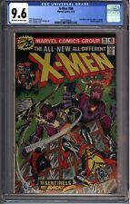 * X-Men #98 (1976) CGC 9.6 Early New X-Men Wolverine (2015584008) *