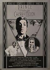 """""""UNDER THE CHERRY MOON"""" Affiche originale entoilée (PRINCE)"""