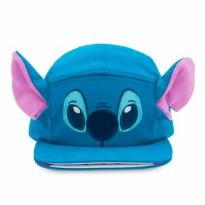 Disney Lilo & Stitch Baseball Swim Hat Cap Baby Hat 0 6 12 18 24 Months NWT