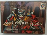 Waddington's White Knights Board Game 1966 Vintage
