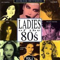 Ladies of the 80's Vol.1 Whitney Houston, Alannah Myles, Stevie Nicks, Bl.. [CD]