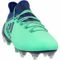 adidas X 17.1   Casual Soccer  Cleats - Green - Mens