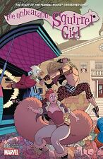 Unbeatable Squirrel Girl #6 Tradd Moore Connecting A Variant Comic