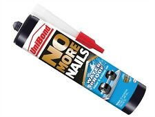 No More Nails WATERPROOF Interior / Exterior - Solvent Free 450g Cartrdige Tube