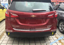 Accessories For Chevrolet Equinox 2017 2018 Rear Tail Fog Light Lamp Cover Trim