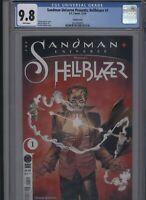 Sandman Universe Presents: Hellblazer #1 CGC 9.8 variant cover CONSTANTINE