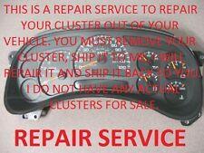 2003-2006 Chevrolet Silverado Tahoe Instrument Gauge Cluster Repair 2004 2005