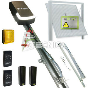 Kit Automation for Doors Overhead A Weights 15mq indem Kit Shooting 100 Cptba