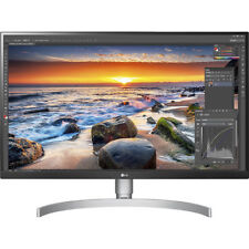 "LG 27UK850-W 27"" Class 4K UHD IPS LED Monitor with HDR 10 (2018 Model)"