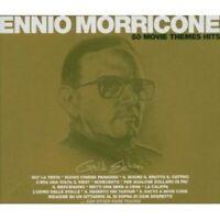 """ENNIO MORRICONE """"50 MOVIE THEMES HITS"""" 3 CD NEU"""