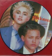 """MADONNA - Open Your Heart Ltd Ed 12"""" Picture Disc Ex Condition W8480TP"""
