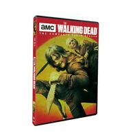 The Walking Dead Season 10 [5-DISC Set DVD] New, RG 1. Fast Shipping