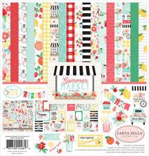 Carta Bella 'Summer Market' 12x12 Scrapbook Kit New Summer