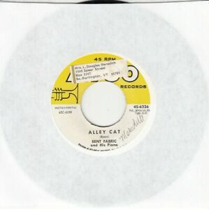 Bent Fabric  and His Piano Alley Cat b/w Markin' Time 45-rpm Record VG+ Vinyl