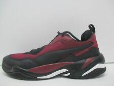 NEW - PUMA Thunder Spectra Sneakers - Maroon Black - 367516 03 - Sz 10