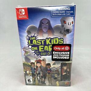 Last Kids On Earth And The Staff Of Doom Jack Figure Target Exclusive