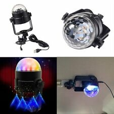 1 Pcs Car Disco DJ LED Light Strobe Lighting Stage Party Bar Music Active Light