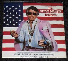 Steve Martin What I Believe 45 RPM Sealed 1981 Warner Bros WBS49845