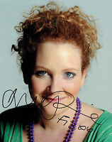 Jennie McALPINE Fiz Brown SIGNED Autograph Photo AFTAL COA Coronation Street