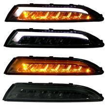 CARDNA LED Frontblinker Set + Standlicht VW Scirocco 3 III Bj. 2008- Smoke