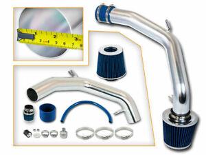 Cold Air Intake Kit + BLUE Filter For 99-05 VW Golf Jetta MK4 1.8T 2.0L