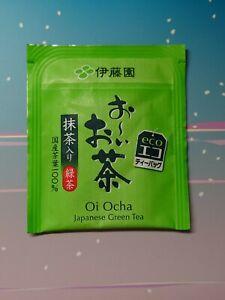 Itoen Oi Ochya Matcha Tea Bag Ocha 1 pack  traditional Japanese tea 02