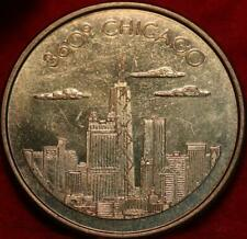 Uncirculated 360 Degrees Chicago Gold Token