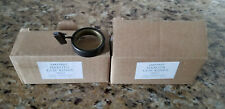 Restoration Hardware Dakota Chestnut Small Clip Rings 14 pcs