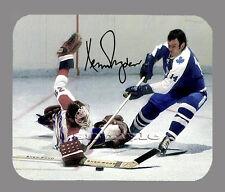 Item#3117 Ken Dryden Montreal Canadiens Facsimile Autographed Mouse Pad