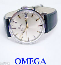 S/Steel OMEGA Automatic Watch 1960s Cal 565 *EXLNT Condition SERVICED