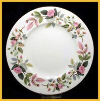 Wedgwood Hathaway Rose 8 Inch Salad / Dessert Plates - NEW !
