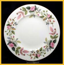 6 x Wedgwood Hathaway Rose 8 Inch Salad / Dessert Plates - NEW !
