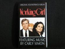 Working Girl. Film Soundtrack. Cassette Tape. 1989. Made In Australia