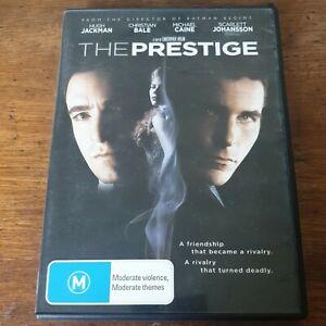 The Prestige DVD R4 Like New! FREE POST