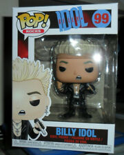 Funko Pop ! Rocks # 99 Billy Idol
