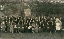 'Girls' Friendly Society' St James Hill. Banner ladies group church dog BG.228