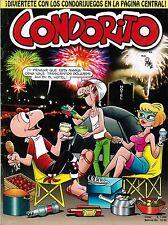 Chile 2008 #592 Comic Condorito Año Nuevo