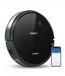 ECOVACS DEEBOT 601 Robot Vacuum Cleaner, App Control Alexa, Google Assistant