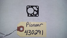 PIONEER CHAINSAW CARBURETOR GASKET 430291