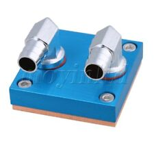 50mm x 50mm Pure Copper Base Water Cooling Block Waterblock For CPU Cooler