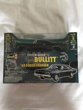Revell Steve Mcqueen Bullitt Dodge Charger Metal Kit