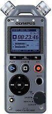 Olympus Ls-12 2gb Linear PCM Recorder - Metal Grey