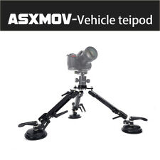 ASXMOV XP02 car suction cup camera holder mount camera tripod for gopro dslr