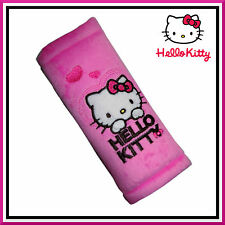 Ceinture de sécurité pads ❀ ❀ Authentique Disney Voiture les ceintures de sécurité couverture pour les enfants ❀ Hello Kitty