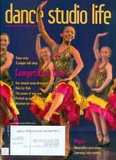 2014 Dance Studio Life Magazine: Competition Time/Judges Talk Shop/Team Unity