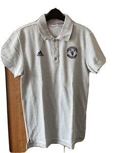 Man Utd Polo Shirt Small