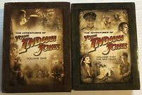 The Adventures Of Young Indiana Jones Volumes 1 & 2 (DVD, 1992) Canadian