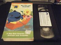 Oswald - On-the-Go Oswald (VHS, 2004)