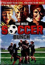 BRAND NEW FAMILY DVD // THE WILD SOCCER BUNCH //