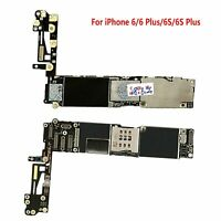 Main Motherboard Logic Board For iPhone 6/6S/6 Plus/6S Plus 16GB 64GB Unlocked